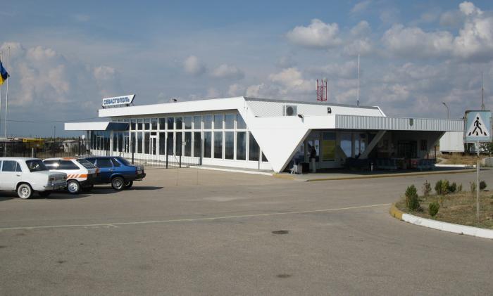 Sevastopol International Airport - Wikipedia