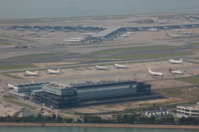 Hong Kong International Airport Hkg Vhhh Hong Kong