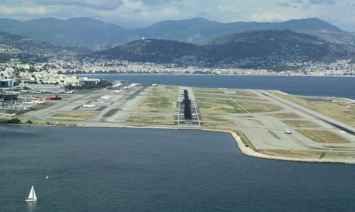 Aeroporto Nizza : Flughafen nizza