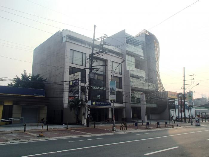 Quezon city overview for Terrace 45 quezon city