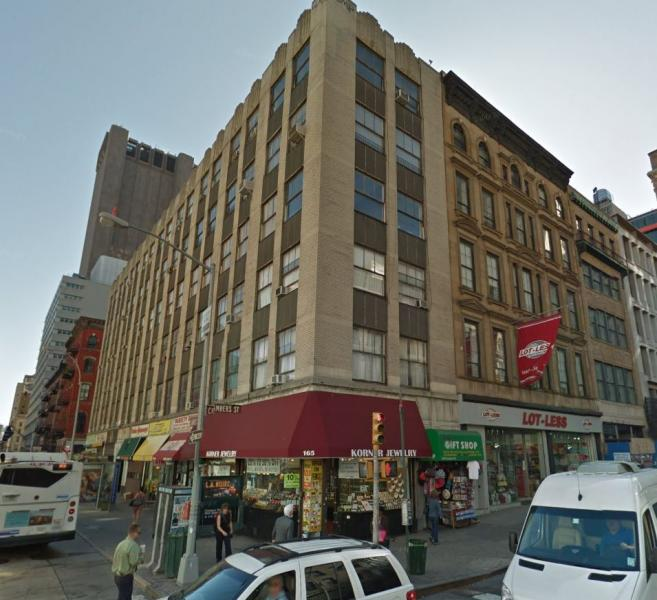 99 Chambers Street