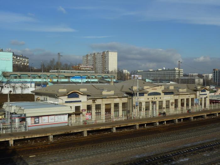 Железнодорожный терминал добавить