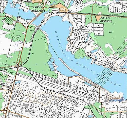 рыбалка в нижневартовске места карта