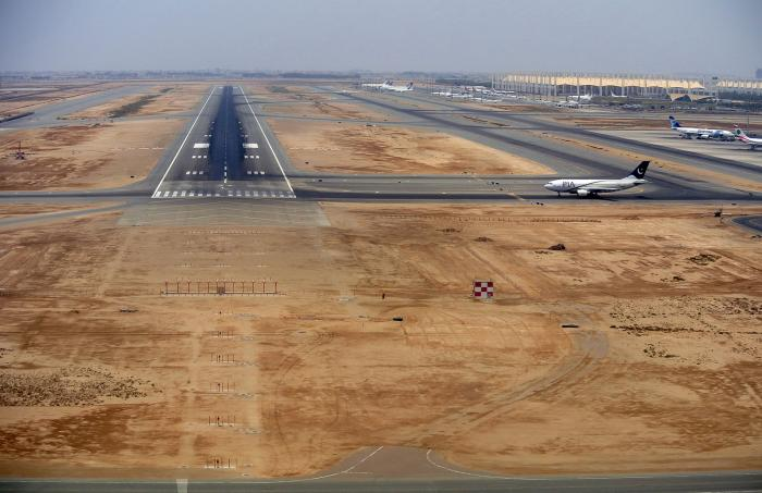 King Abdulaziz International Airport - Jeddah
