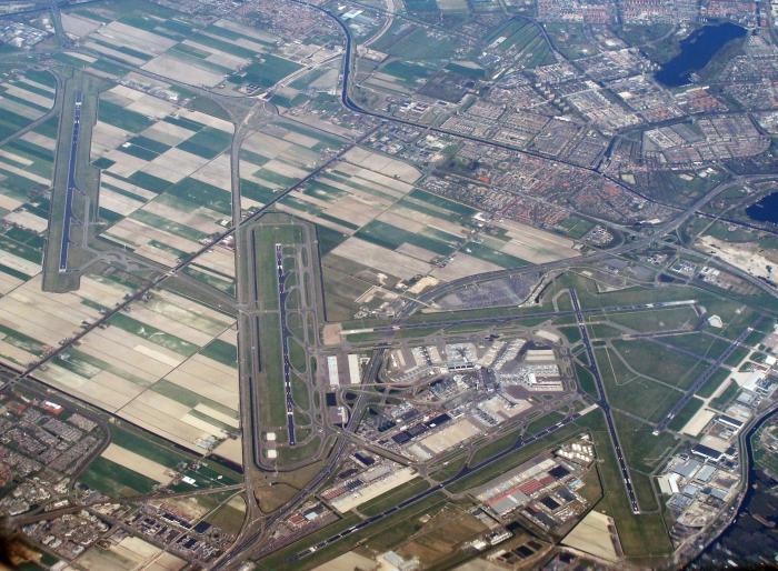 flughafen holland