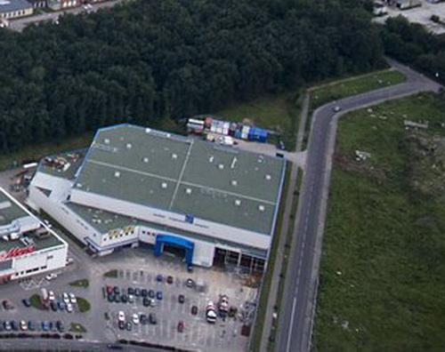 Centrum Handlowe 3 Stawy Leroy Merlin Katowice