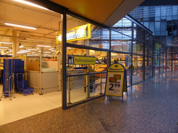 S-Market Helsinki
