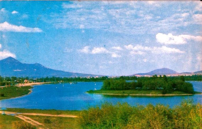 ессентукское городское озеро рыбалка