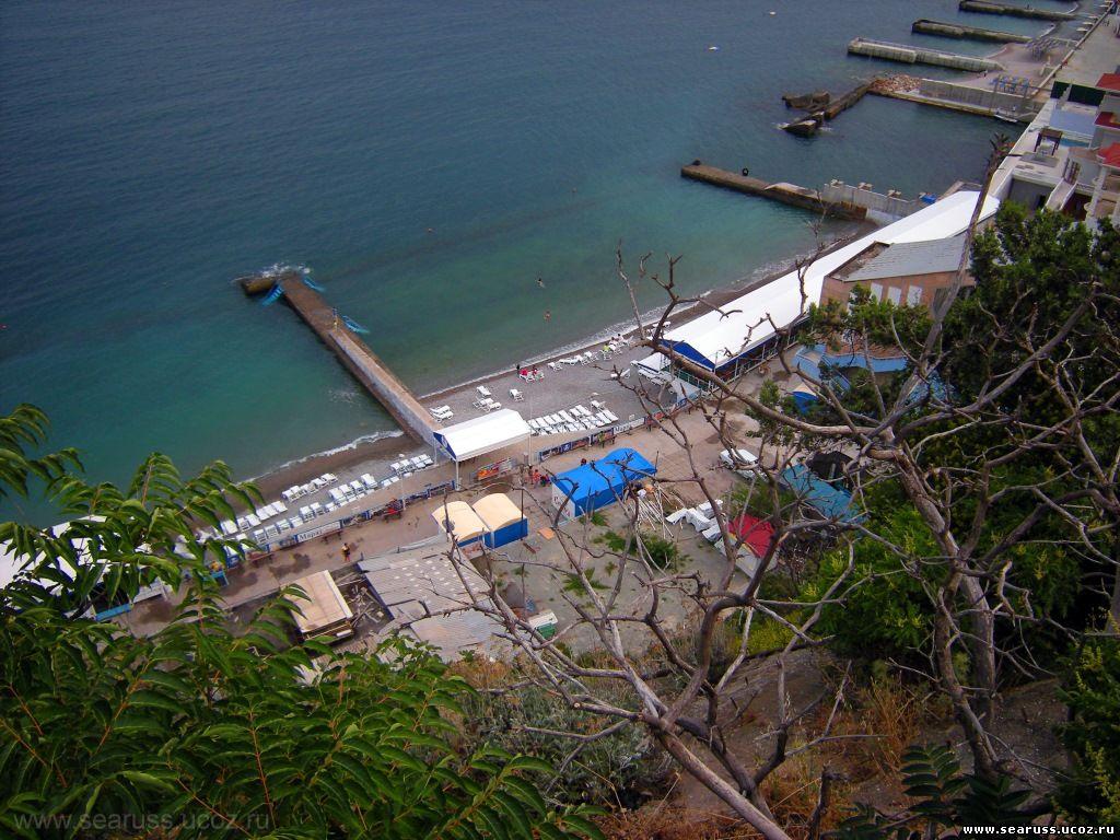 Пляж санатория марат фото