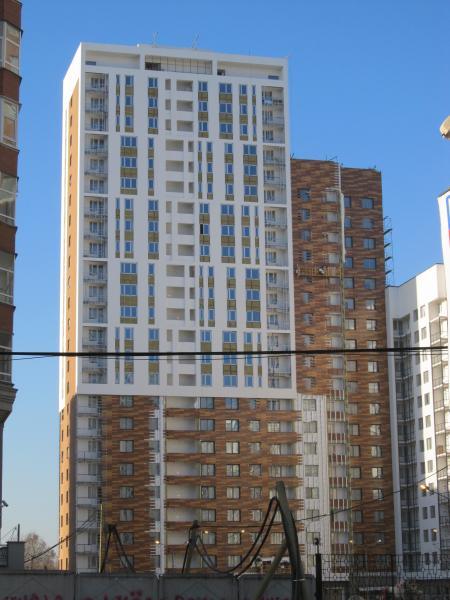 Купить квартиру в ЖК «Квартал художников» Новые квартиры
