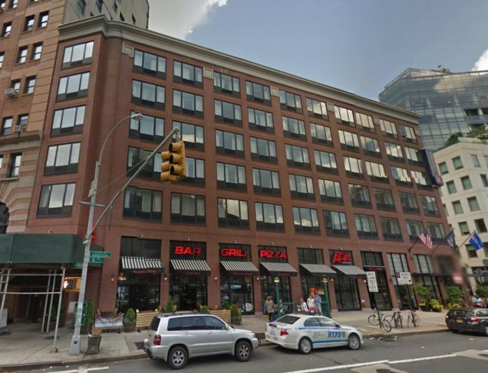 Great Hilton Garden Inn Tribeca New York City New York