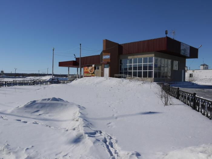 Автовокзал сургут - 9872