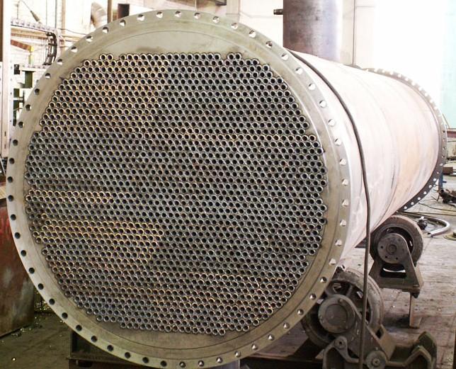 Теплообменник химический россия теплообменник т 1 расчет
