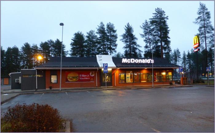 McdonaldS Joensuu
