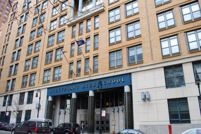 Stuyvesant high school new york city new york for Stuyvesant ny