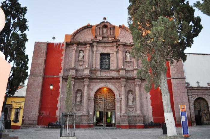Oratorio de San Felipe Neri - San Miguel de Allende ...