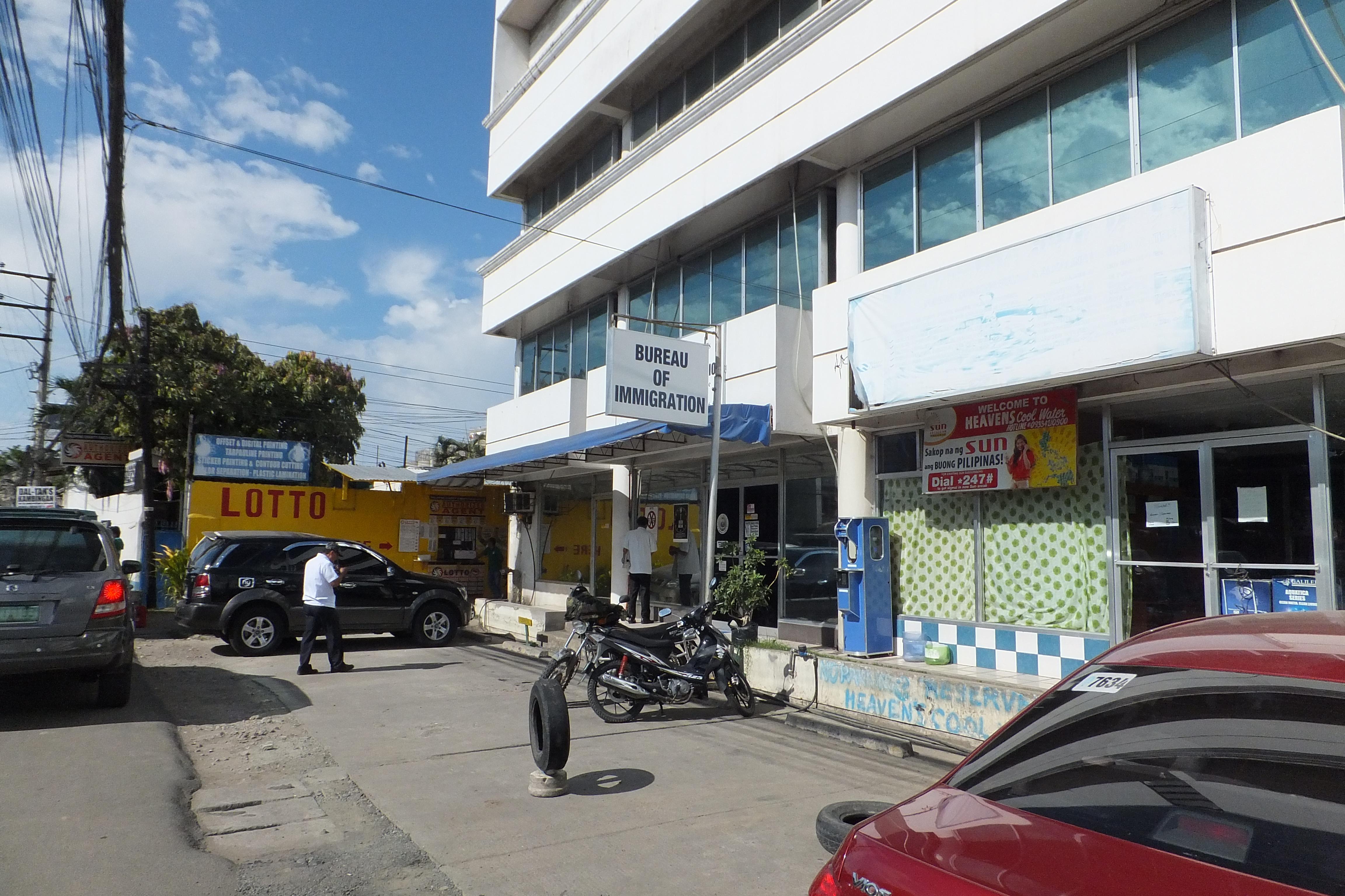 Bureau of immigration cagayan de oro city misamis oriental