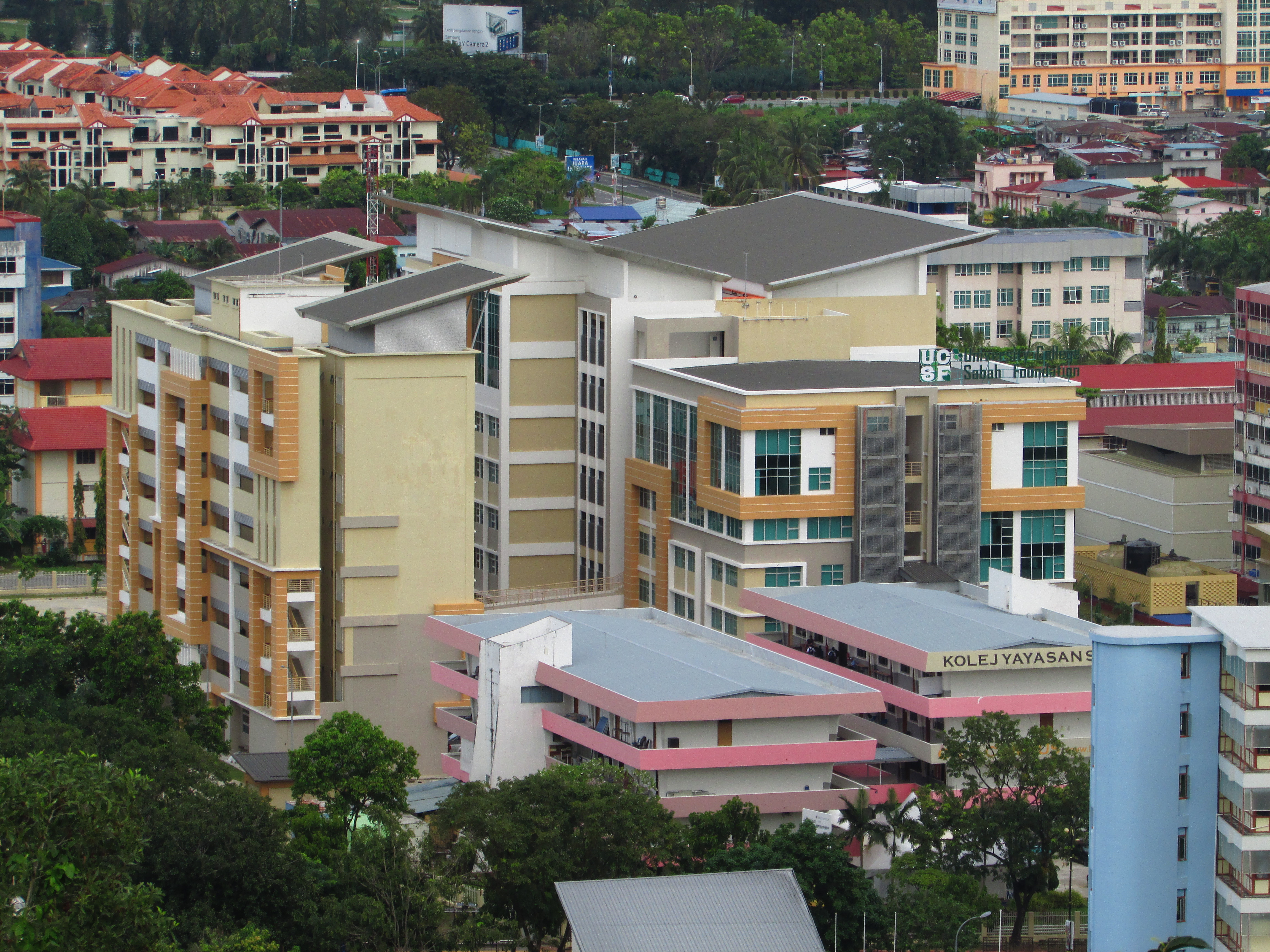 Kolej Yayasan Sabah Kys Kota Kinabalu English