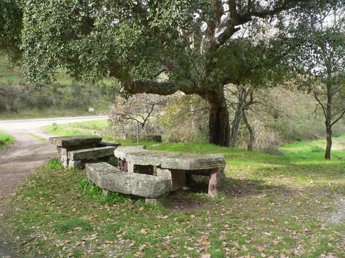Area picnic tuvu de jolzi - Area tavoli picnic barbecue roma ...