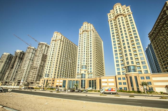Lago Vista Towers A B C Dubai
