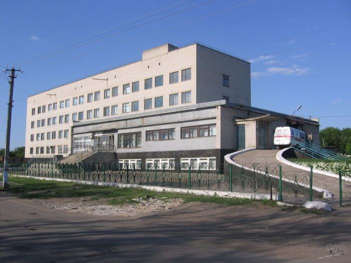 Г симферополь больницы телефоны