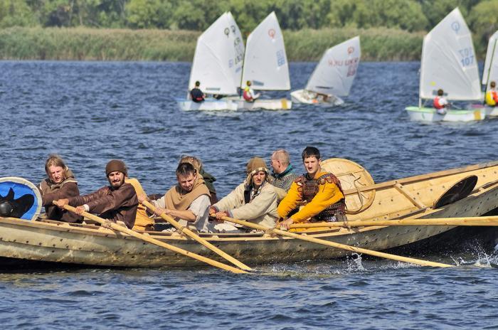 лодка на прокат херсон