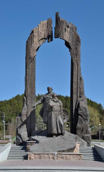 Памятники ханты мансийск фото памятники из гранита воронеж а до