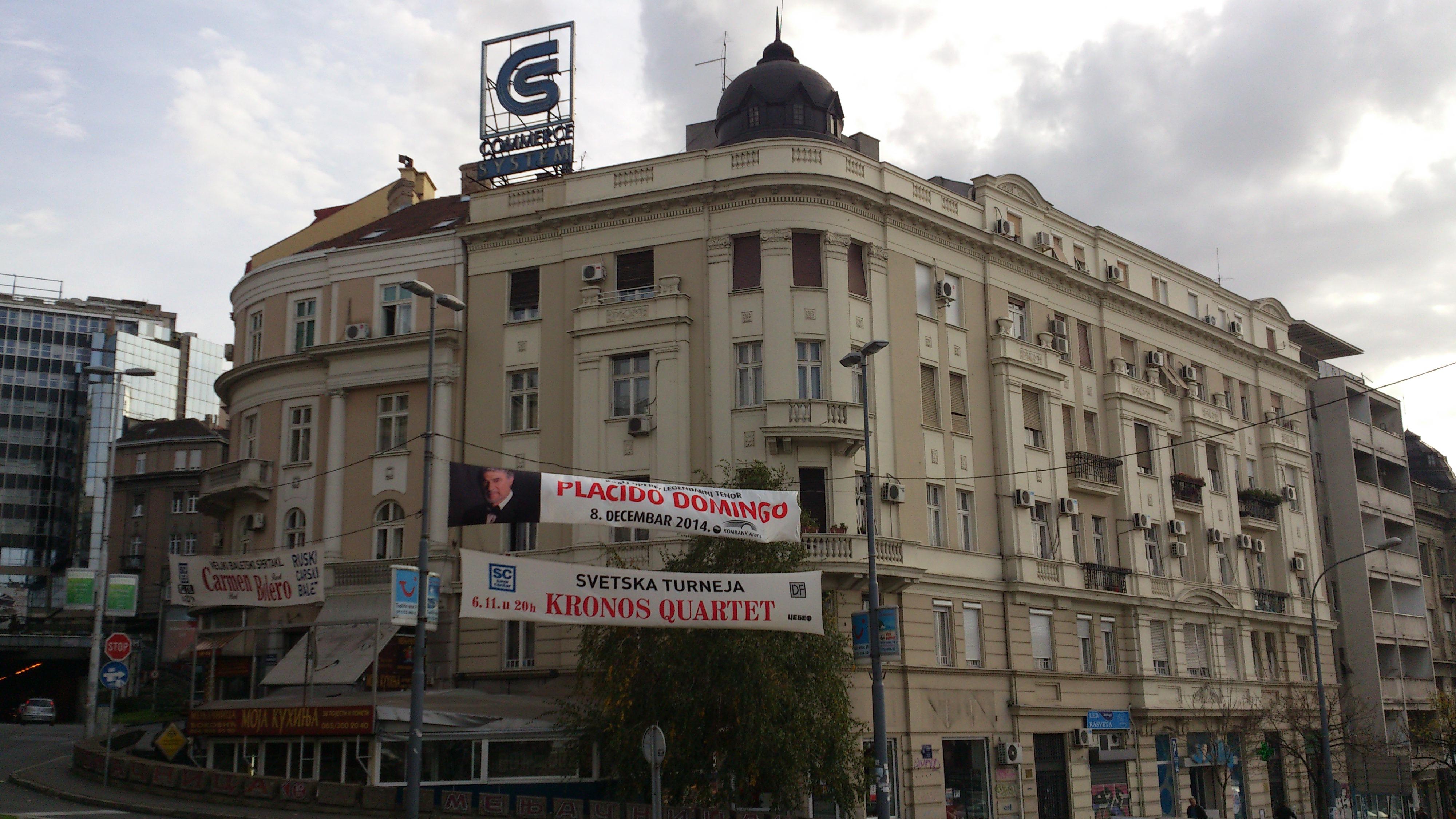 Prizrenska 13 Belgrade