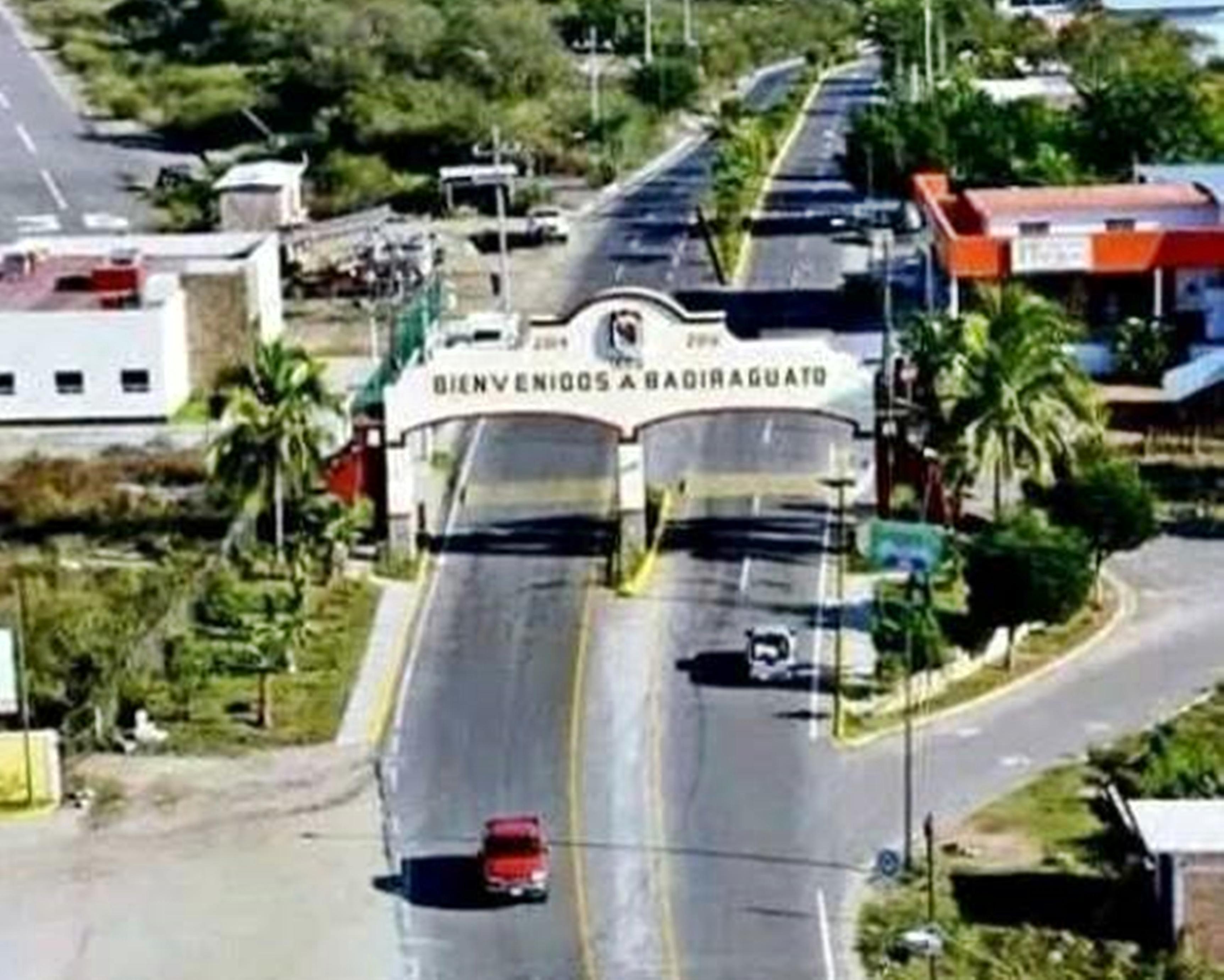 Badiraguato, Sinaloa (English)