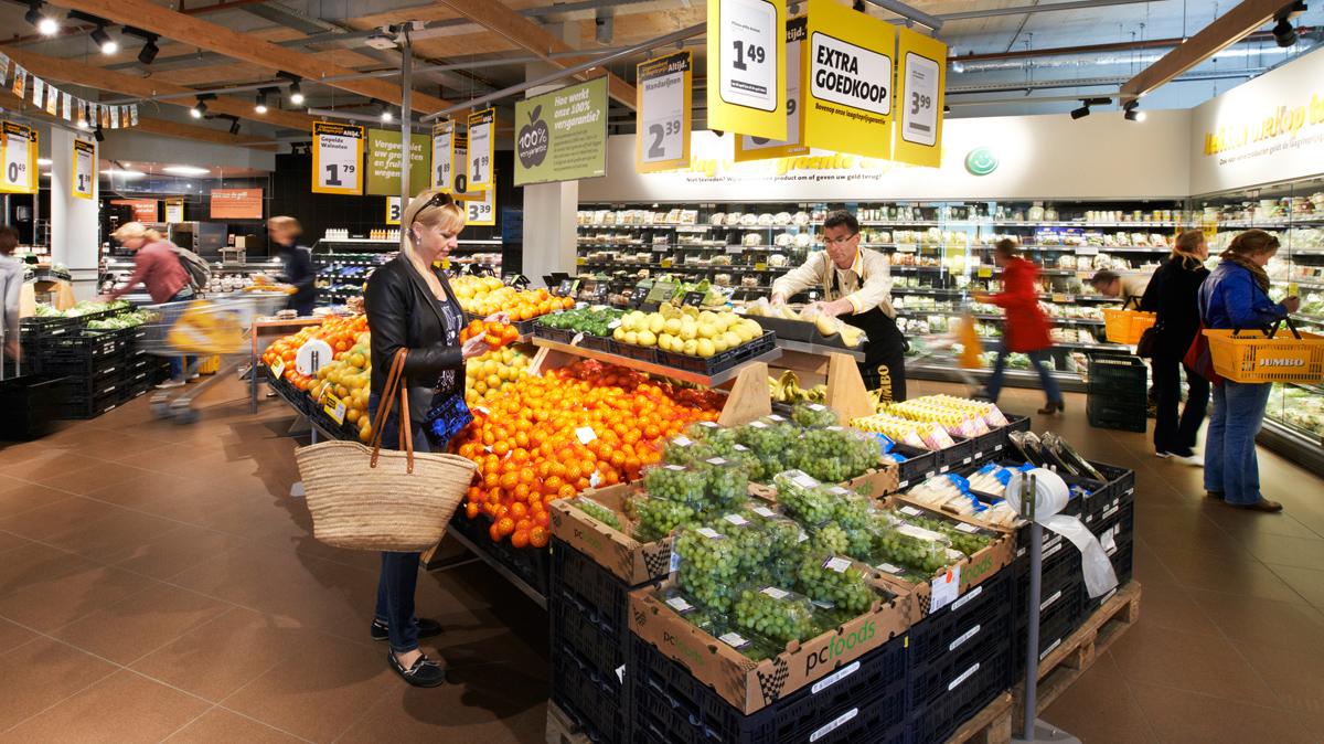 Jumbo Supermarkt Wijk Bij Duurstede Stad