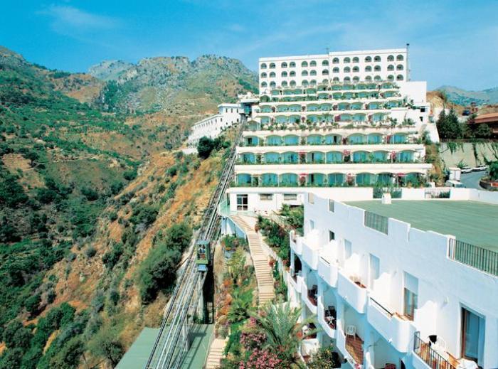 Emejing Hotel Olimpo Le Terrazze Gallery - Idee Arredamento Casa ...