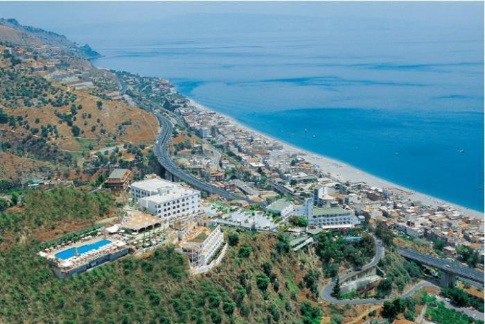 The Hotel Complex Antares - Le Terrazze - Olimpo 4* - Letojanni