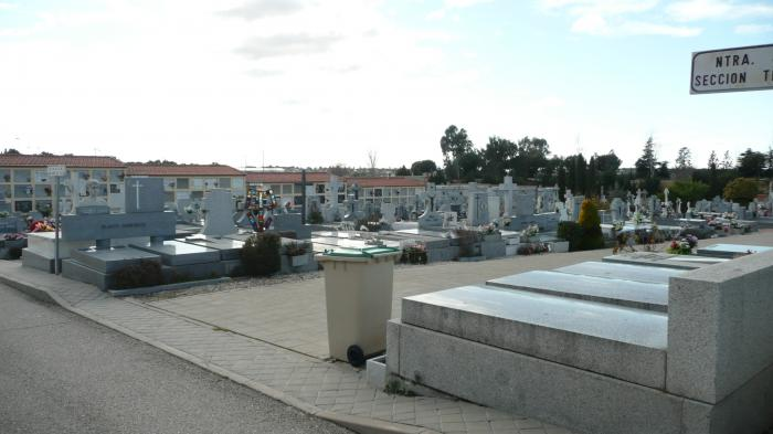 cementerio municipal del santo ngel de la guarda