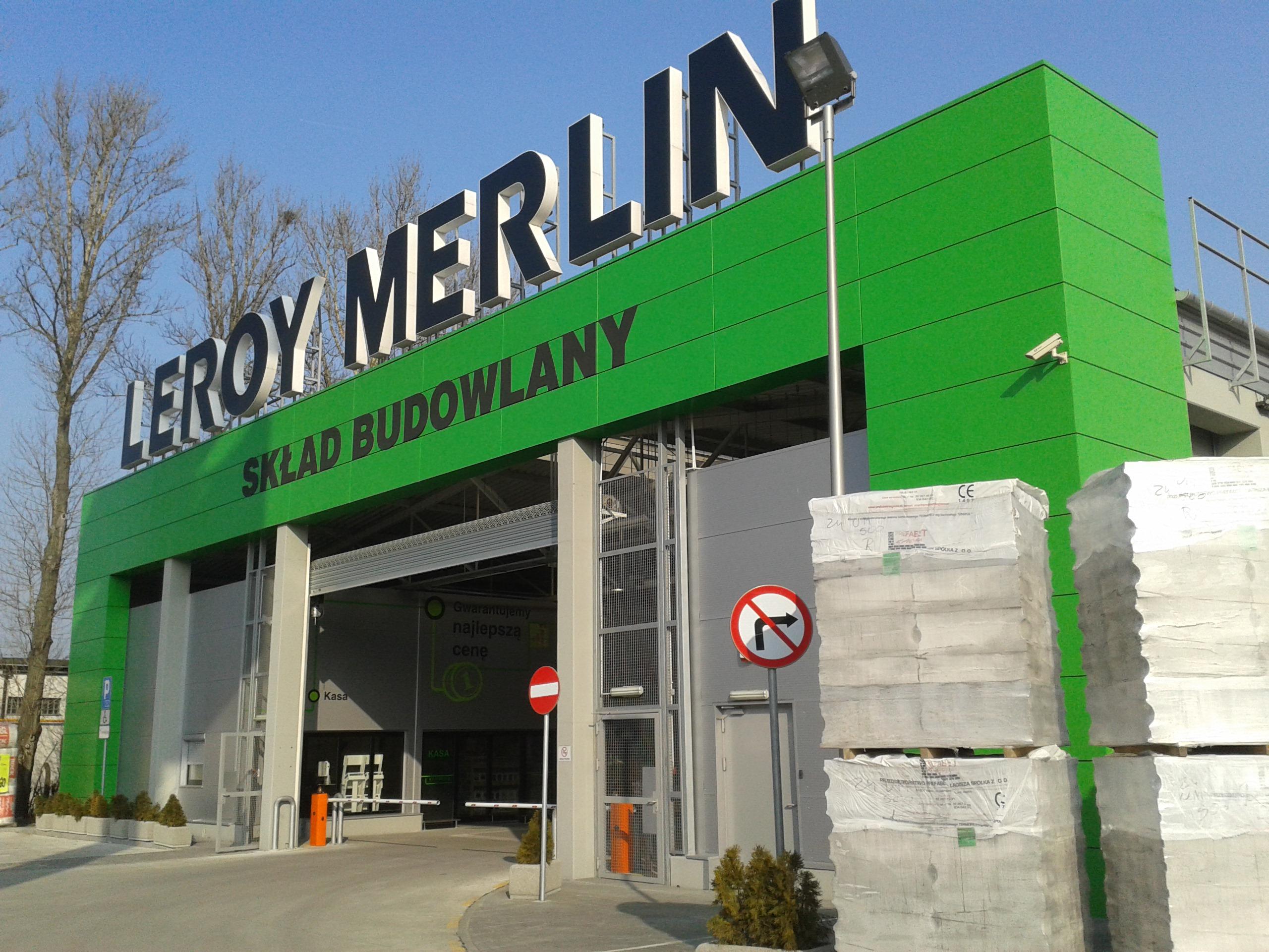 Leroy Merlin Sklad Budowlany Lublin
