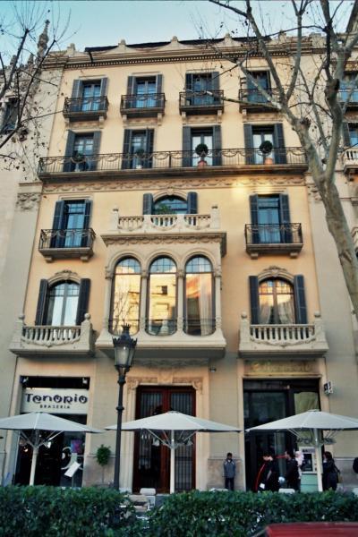 Casa mulleras barcelona - Natura casa barcelona ...