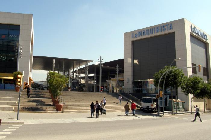 La maquinista centro comercial barcelona - La maquinista barcelona ...