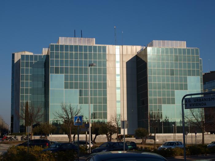 Avenida del parten n 4 6 edificio egeo madrid for Oficinas bankia cercanas