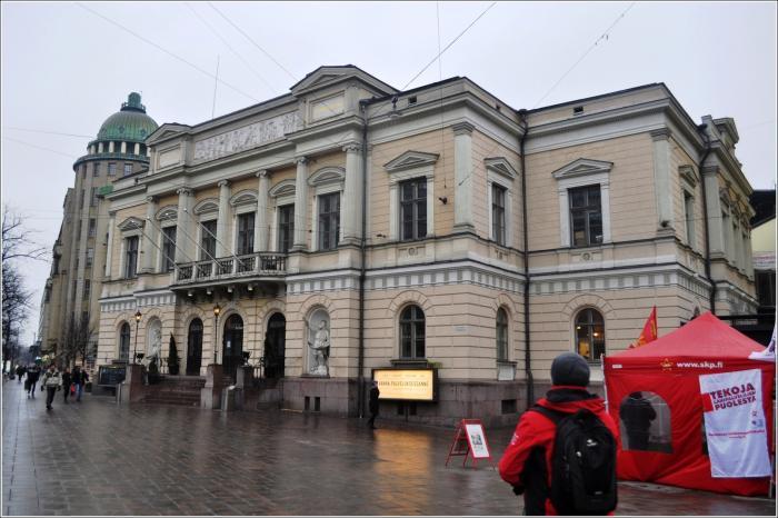 Ylioppilastalo Tampere