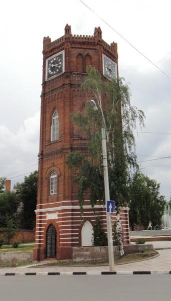 Водонапорная башня елец