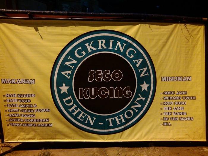 Desain Banner Angkringan Keren - contoh desain spanduk