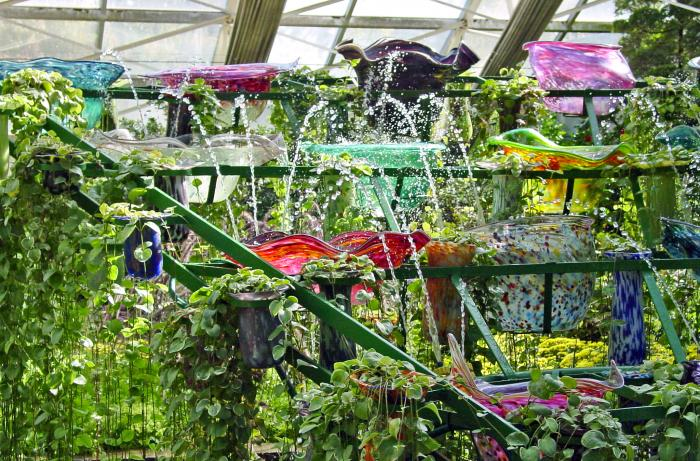 Foellinger Freimann Botanical Conservatory
