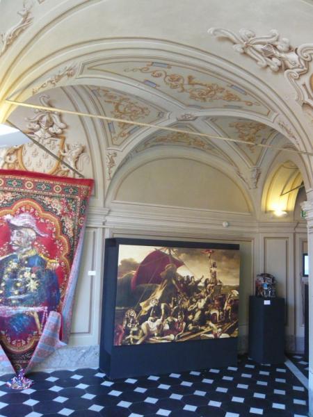 plafonds peints baroques cagnes sur mer. Black Bedroom Furniture Sets. Home Design Ideas