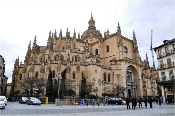 Catedral de Segovia - Segovia