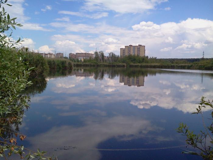 нахабино генеральское озеро рыбалка