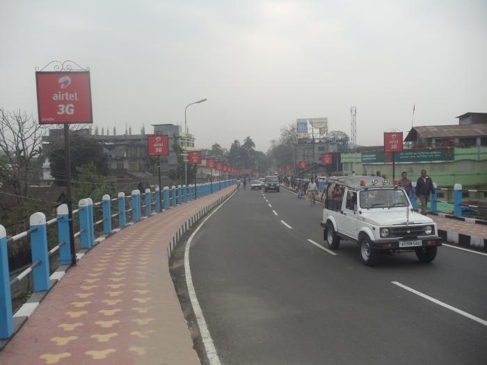 Dibrugarh India  City new picture : World / India / Assam / Dibrugarh World / India / Assam / Dibrugarh