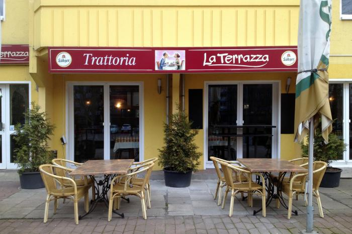 Stunning Trattoria La Terrazza Gallery - Design and Ideas ...