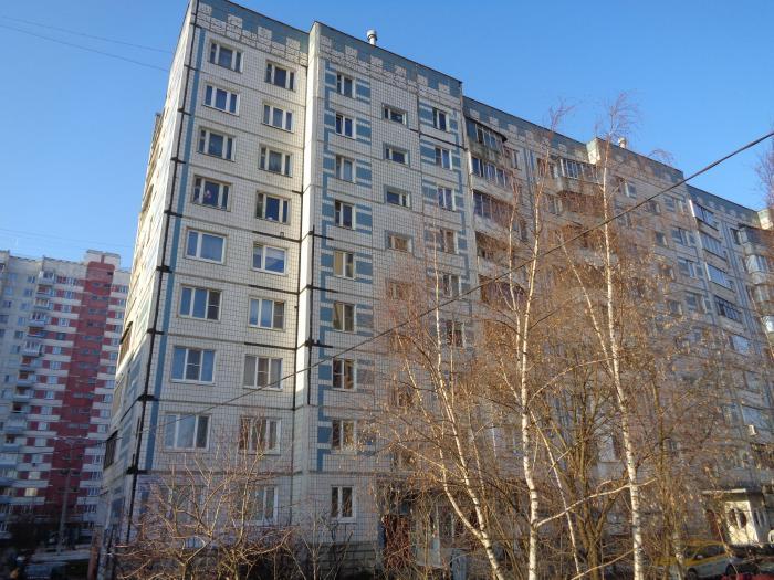 Новомытищинский просп., 1, корпус 1 - мытищи.