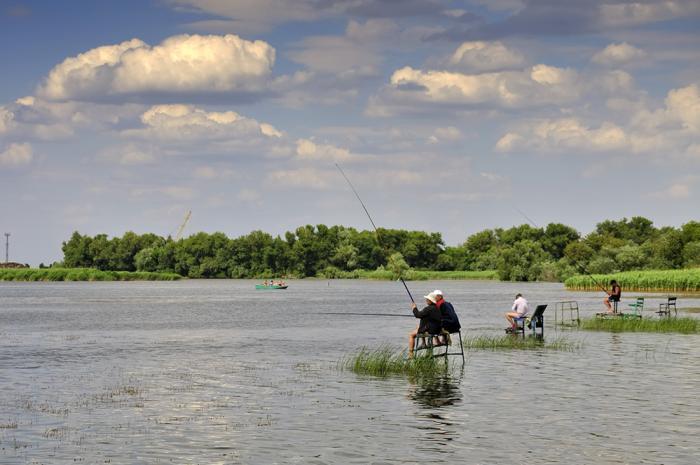 херсонский район рыбалка