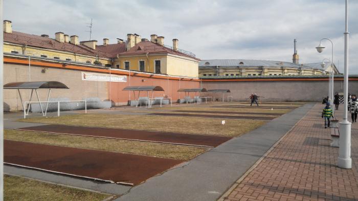 Площадка для игры в городки - 1bc7e