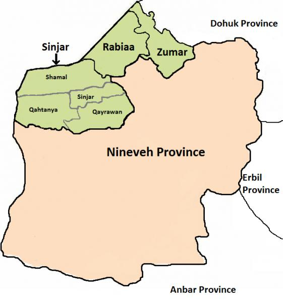Image result for province de Ninive